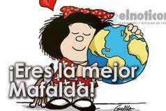 ¿Recuerdas a Mafalda? Más de 5 razones para amarla. ¡Es increíble!