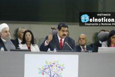 Lo que dejó la Cumbre de Países no Alineados realizada en Venezuela