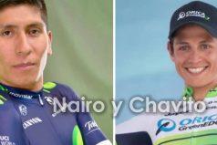 El homenaje a Nairo y 'Chavito' que te hará llorar ¡Orgullo 100% colombiano!