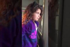 La amabilidad de esta niña te hará recuperar la fe en la humanidad ¡Un gesto digno de imitar!