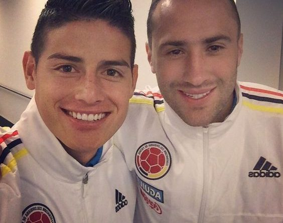 Ospina Y james