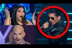 Se burlaron de él pero cuando empezó a cantar nadie podía creerlo ¡Impresionante!