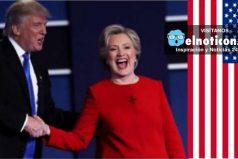 Lo que dejó el primer cara a cara entre Hillary Clinton y Donald Trump