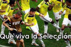 Manita arriba si amas a la Selección Colombia ¡Homenaje a nuestros guerreros!