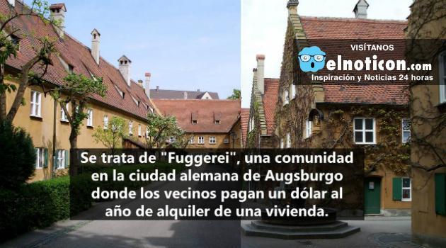 Este es el proyecto de vivienda social más antiguo del mundo