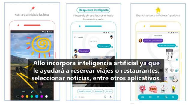 Google lanza la aplicación Allo, el WhatsApp del futuro