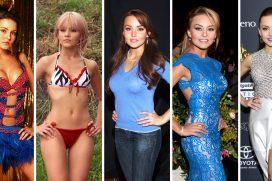 Los cambios de imagen de la actriz Angelique Boyer desde sus inicios