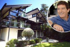 FOTOGALERÍA: La impresionante casa de Antonio Banderas en Londres