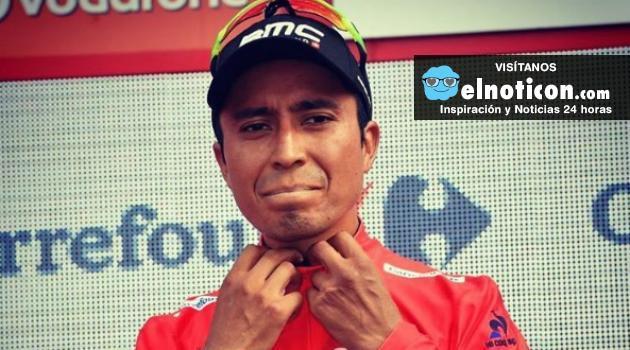 Darwin Atapuma, ganador de la Etapa 19 de la Vuelta Espana