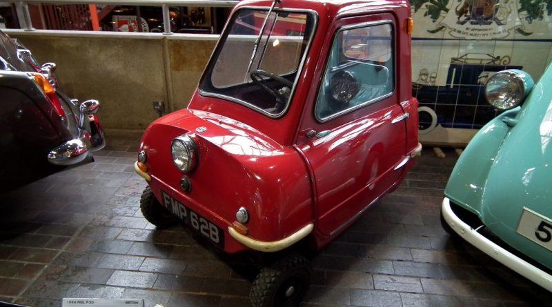 Conoce los 5 carros clásicos mas extraños del mundo ¡No creerás que existen!