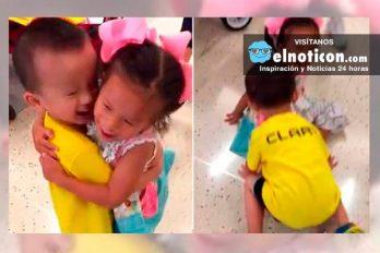 Dos mejores amigos de orfanato se encuentran y lloran de la emoción ¡los niños nos dejan muchas enseñanzas!