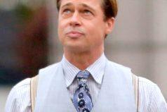Brad Pitt se retira del mundanal ruido