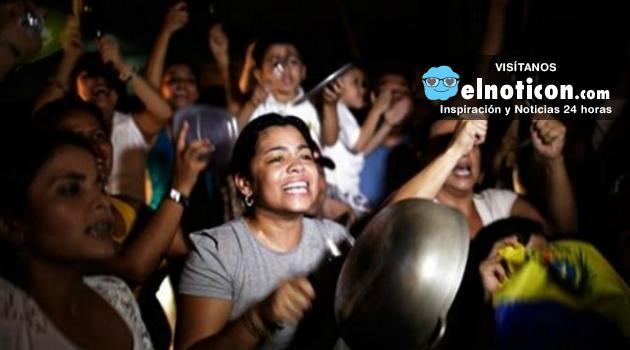 Con cacerola en mano venezolanos marcharan hoy para exigir el revocatorio contra Maduro
