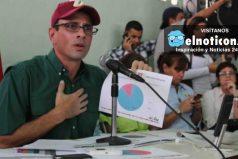 Henrique Capriles decreta emergencia alimentaria en el estado de Miranda