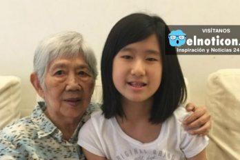 La App que inventó una niña para que su abuela que sufre de Alzheimer no la olvide