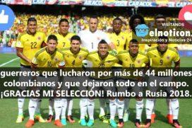 Colombia perdió contra Brasil pero demostró buen fútbol y entrega en el segundo tiempo