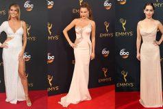 Así lucieron las celebridades en la alfombra roja de los premios Emmy 2016