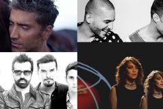 Los estrenos musicales de la semana