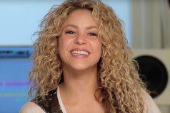 Critican a Shakira por su acento español