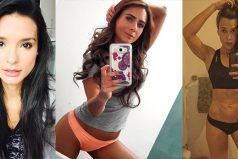 Las más guapas de la TV colombiana