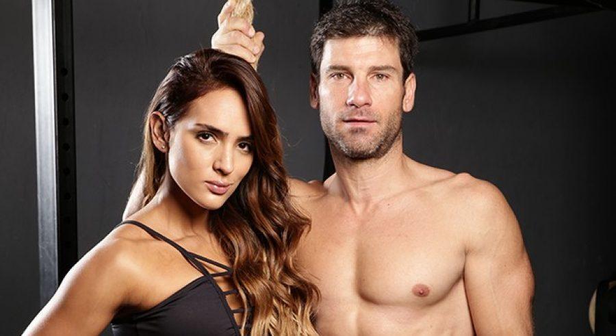 Laura Benavides y Carlos Miguel Díaz Granados comparten su pasión por el deporte