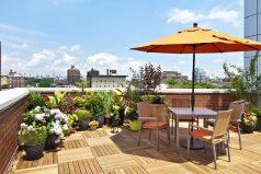 ¿Cómo elegir los muebles indicados para hacer de tu terraza un lugar único?