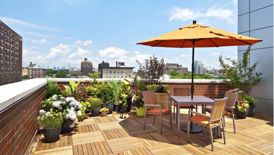 C mo elegir los muebles indicados para hacer de tu terraza un lugar nico - Estufas exteriores para terrazas ...