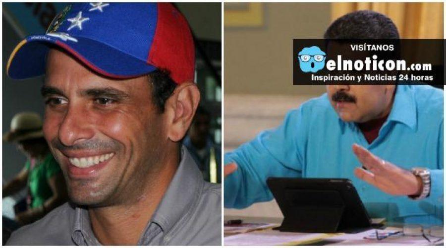 Oposición y gobierno de Venezuela anuncian diálogo nacional