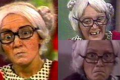 ¿Recuerdas a Doña Nieves? 7 cosas que no sabías de esta linda y loca bizcabuela ¡La amaba!