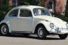 ¿Recuerdas el Volkswagen 'escarabajo'? 12 datos que tal vez no sabías de este carro