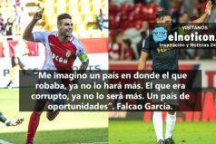 El mensaje de paz de Falcao García para toda Colombia ¡GRANDE TIGRE!
