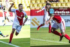 Falcao volvió a marcar y Mónaco ganó en la Liga de Francia ¡GRANDE TIGRE!