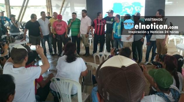 Guerrilleros de las Farc llegaran a los campamentos el próximo 6 de octubre