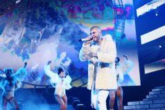 Farruko se presentó en el Coliseo de Puerto Rico con invitados como Nicky Jam, Yankee y más