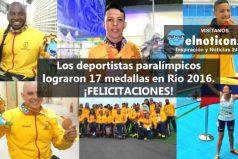 ¡SON UNOS HÉROES! Gracias por dejar el nombre de Colombia en lo más alto