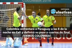 Colombia quiere hacer historia en el Mundial de Futsal 2016