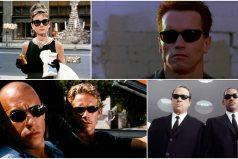 8 gafas oscuras que jamás olvidaremos. ¡Vas a querer las tuyas, están de ataque!