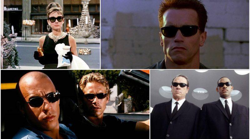 8 gafas oscuras que inmortalizó el cine ¡Vas a querer las tuyas, están de ataque!