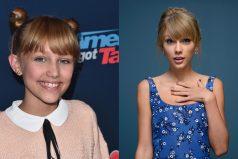 Imagen de Taylor Swift aparece en Google cuando busca a la ganadora de AGT Grace VanderWaal