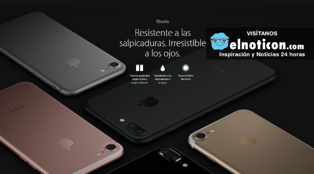 El nuevo iPhone 7 se venderá en México desde próximo 16 de septiembre