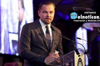 Leonardo DiCaprio es investigado por malversación de fondos en EE.UU