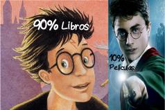 ¿Eres una persona de libros o de películas?