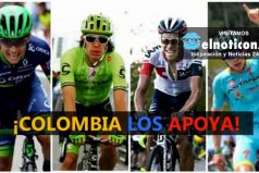 Los 10 guerreros que correrán el Giro de Lombardía ¡VAMOS CAMPEONES!