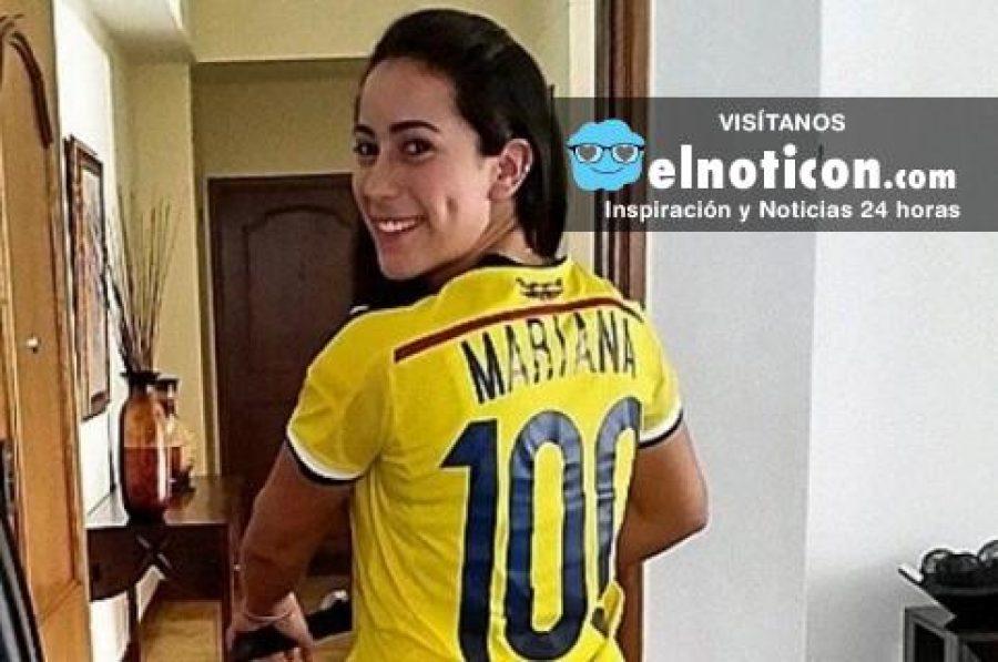 Mariana Pajón hará el saque de honor del partido Colombia vs. Venezuela ¡Que bellos nuestros deportistas!