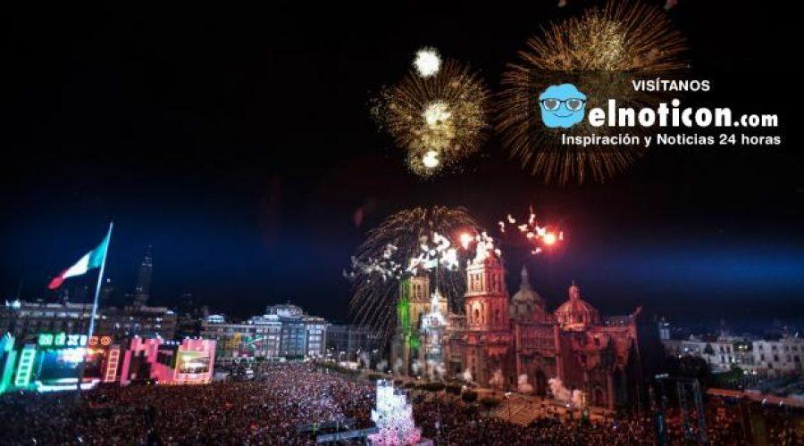 ¡VIVA MÉXICO! hoy cumple 206 años del grito de independencia
