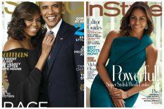 Michelle Obama llena las carátulas de las revistas (a meses de despedirse de la Casa Blanca)