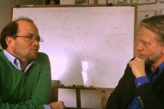 Antanas Mockus y Esperanza Gómez, los protagonistas del nuevo vídeo de Daniel Samper