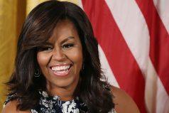 Michelle Obama sobre la vida después de la Casa Blanca: 'No tengo idea qué pasará'