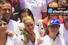 Las mujeres que luchan por una mejor Venezuela ¡El amor por un país!