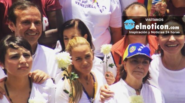 Las mujeres que luchan por una mejor Venezuela